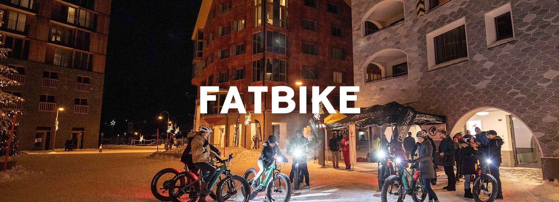 Fatbiken Andermatt
