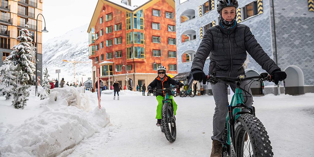 Fatbike Guiding Andermatt Bike Guiding E-Fatbike